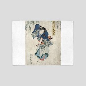 Segawa Kikunojo - Toyokuni Utagawa - 1830 5'x7'Are