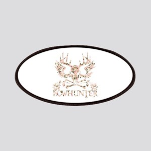GIRL BOWHUNTER Patches