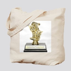 Outstanding Timing Tote Bag