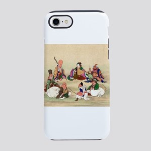 Seven gods of good luck - Anon - 1878 iPhone 7 Tou