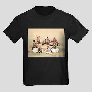 Seven gods of good luck - Anon - 1878 T-Shirt