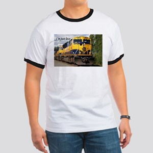 I'm just loco: Alaska Railroad Ringer T
