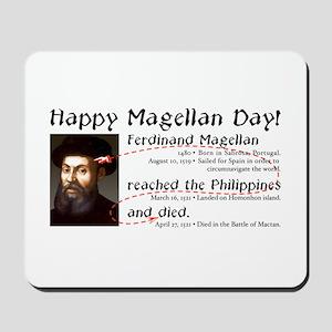 Magellan Day -  Mousepad