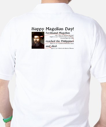 Magellan Day -  Golf Shirt