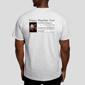 Magellan Day -  Ash Grey T-Shirt