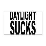 daylightsucks.png Rectangle Car Magnet