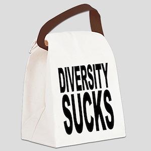 diversitysucks Canvas Lunch Bag
