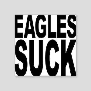 """eaglessuck Square Sticker 3"""" x 3"""""""