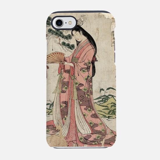 Sotoori hime - Eishi Hosoda - 1796 iPhone 7 Tough