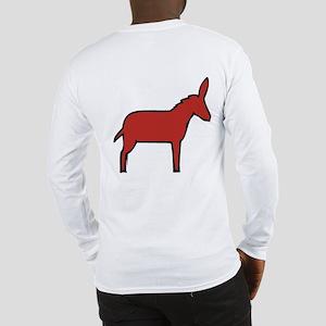 My Ass (Front & Back) Long Sleeve T-Shirt