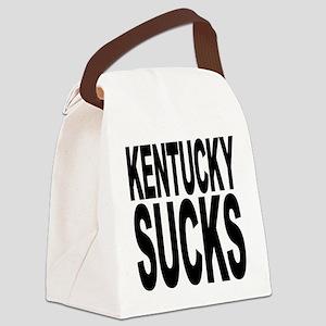 kentuckysucks Canvas Lunch Bag