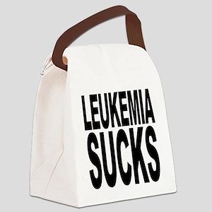 leukemiasucks Canvas Lunch Bag