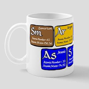 Science Smartass Mug
