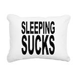sleepingsucks Rectangular Canvas Pillow
