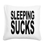 sleepingsucks Square Canvas Pillow