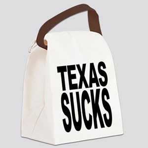 texassucks Canvas Lunch Bag