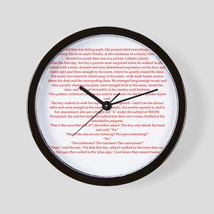46 Wall Clock