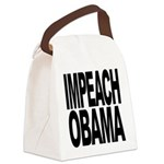 impeachobama Canvas Lunch Bag