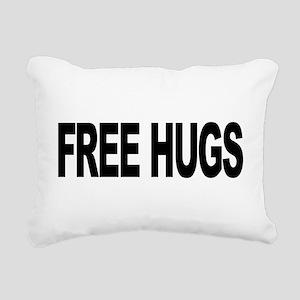 freehugslong Rectangular Canvas Pillow