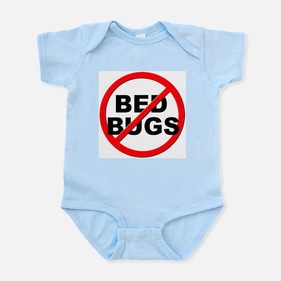 Anti / No Bed Bugs Infant Bodysuit