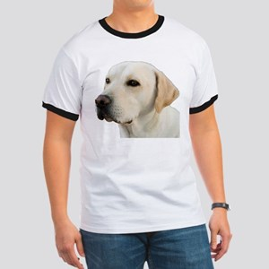 Yellow Lab Head Ringer T