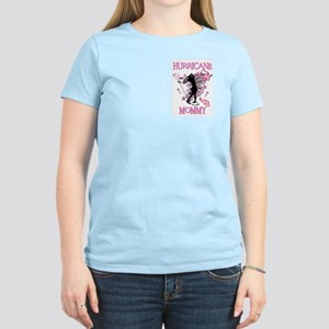 HuRRiCaNe MoMMy Women's Pink T-Shirt