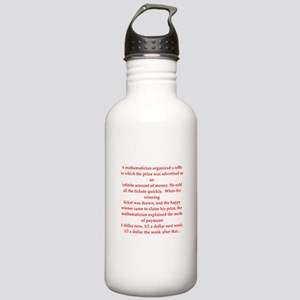12 Stainless Water Bottle 1.0L