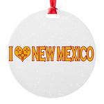 izialove-newmexico Round Ornament