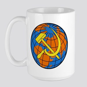 Soviet Union Coat of Arms Large Mug