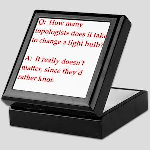 8 Keepsake Box