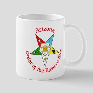 Arizona Eastern Star Mug