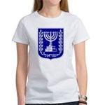 Israel Coat of Arms Women's T-Shirt