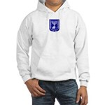 Israel Coat of Arms Hooded Sweatshirt
