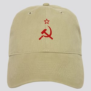 Star, Hammer and Sickle Cap