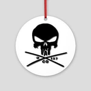 Punisher Logo 1 Ornament (Round)