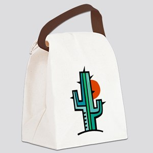 CACTUS_100 Canvas Lunch Bag