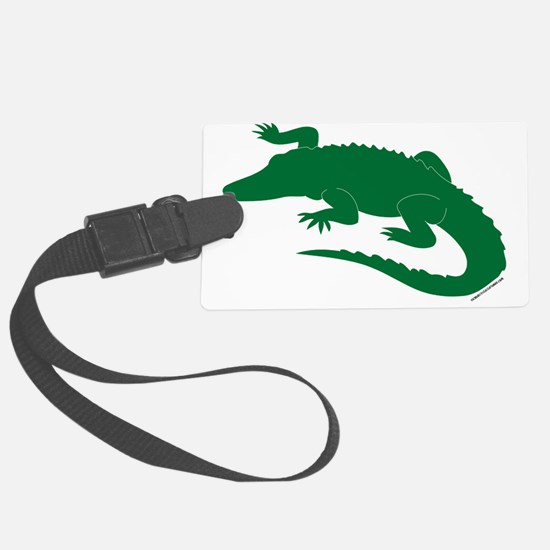 ALLIGATOR [12] Luggage Tag