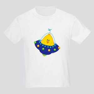 Space Chick Kids T-Shirt
