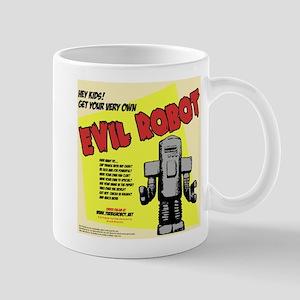 Your Own Evil Robot Mug