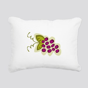 wmf_grapes_0100 Rectangular Canvas Pillow