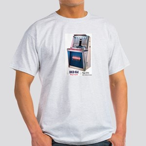 Model 1495 Regis Ash Grey T-Shirt