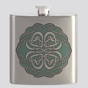 celtic_0076c Flask