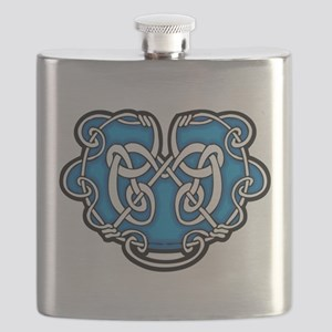celtic_0050c Flask