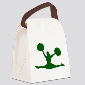 32220983 (3)green Canvas Lunch Bag
