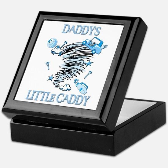 DADDY'S LITTLE CADDY Keepsake Box