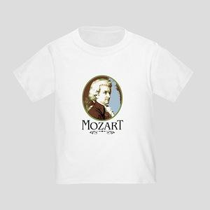 Mozart Toddler T-Shirt