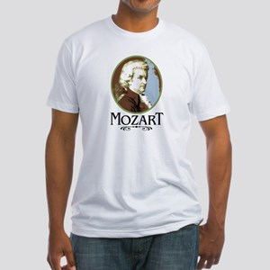 Mozart Fitted T-Shirt