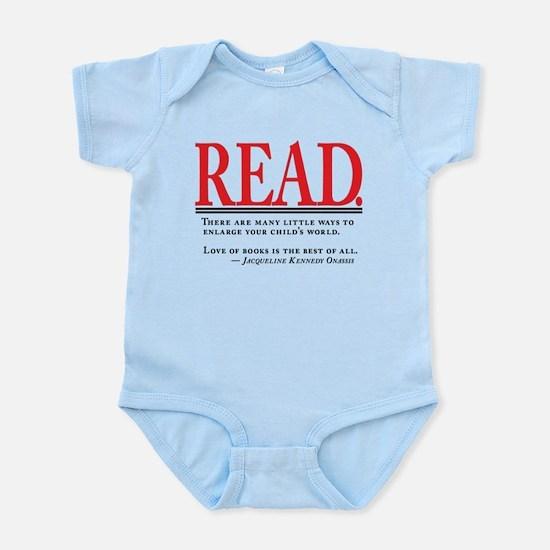 Love of Books Infant Bodysuit