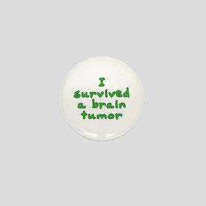 Brain tumor - Mini Button