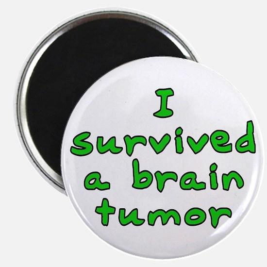 Brain tumor - Magnet